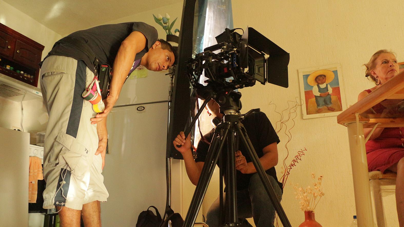 taller de cine independiente