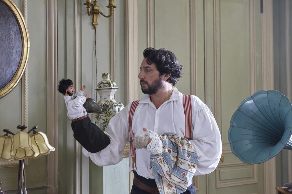 Bruno Podalydes - Director