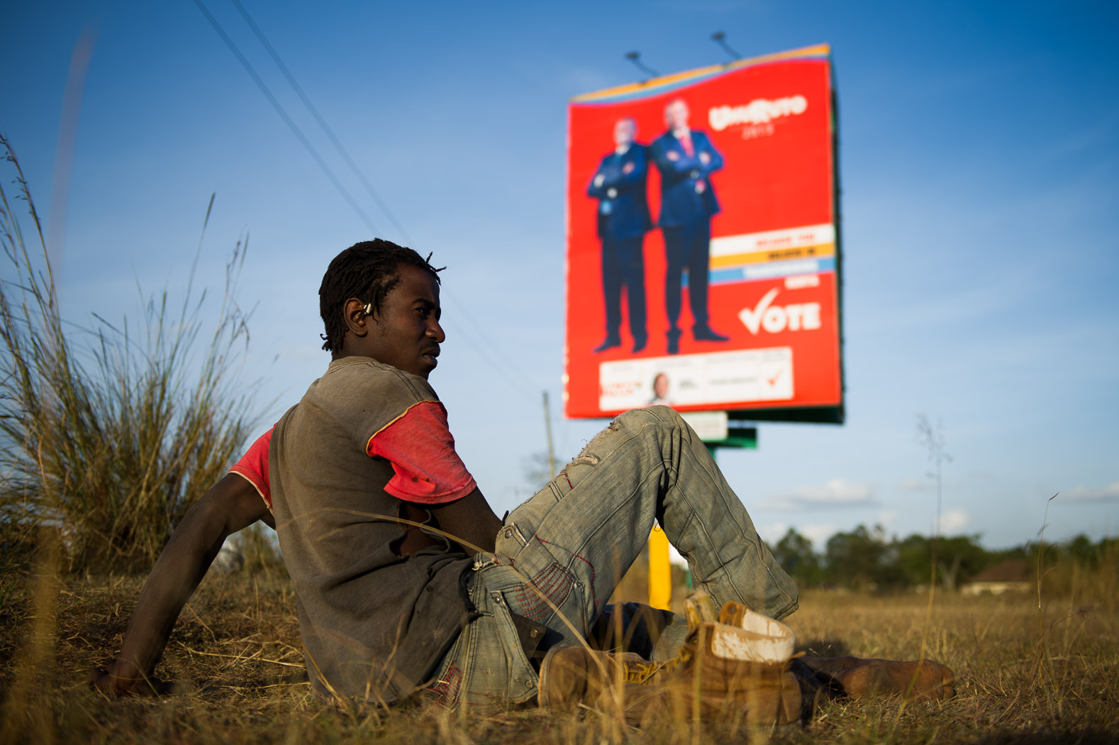The Supreme Court ruled that Uhuru Kenyatta's victory stood, and on April 9th he was inaugurated as President of Kenya. He is still indicted by the International Criminal Court, but has promised wide-spread change across Kenya.