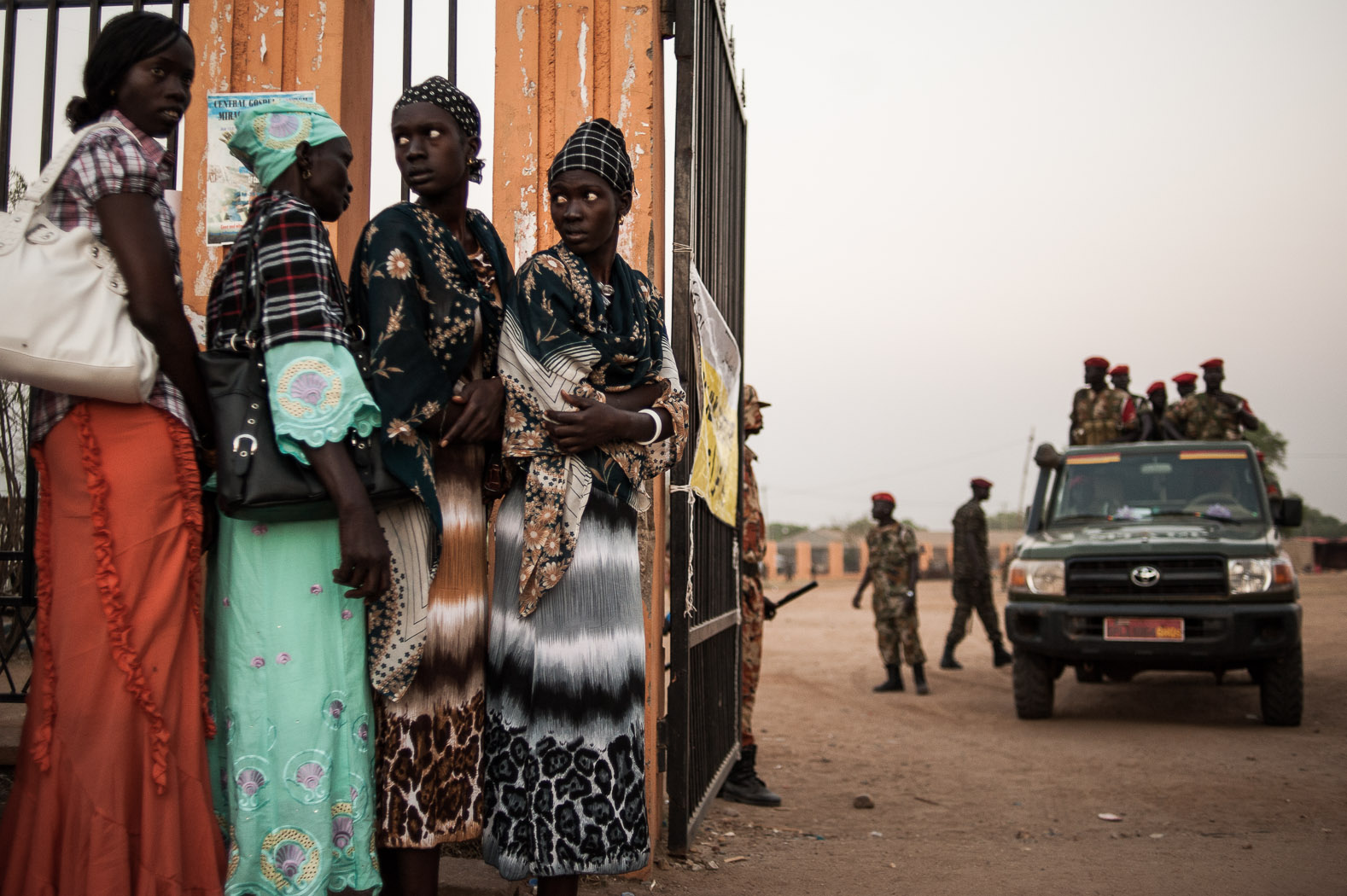 On the morning of 9th January 2011, thousands of South Sudanese queued from the early hours of the morning, anticipating the opening of an historic vote that would lead them, seven months later, to celebrate their independence.