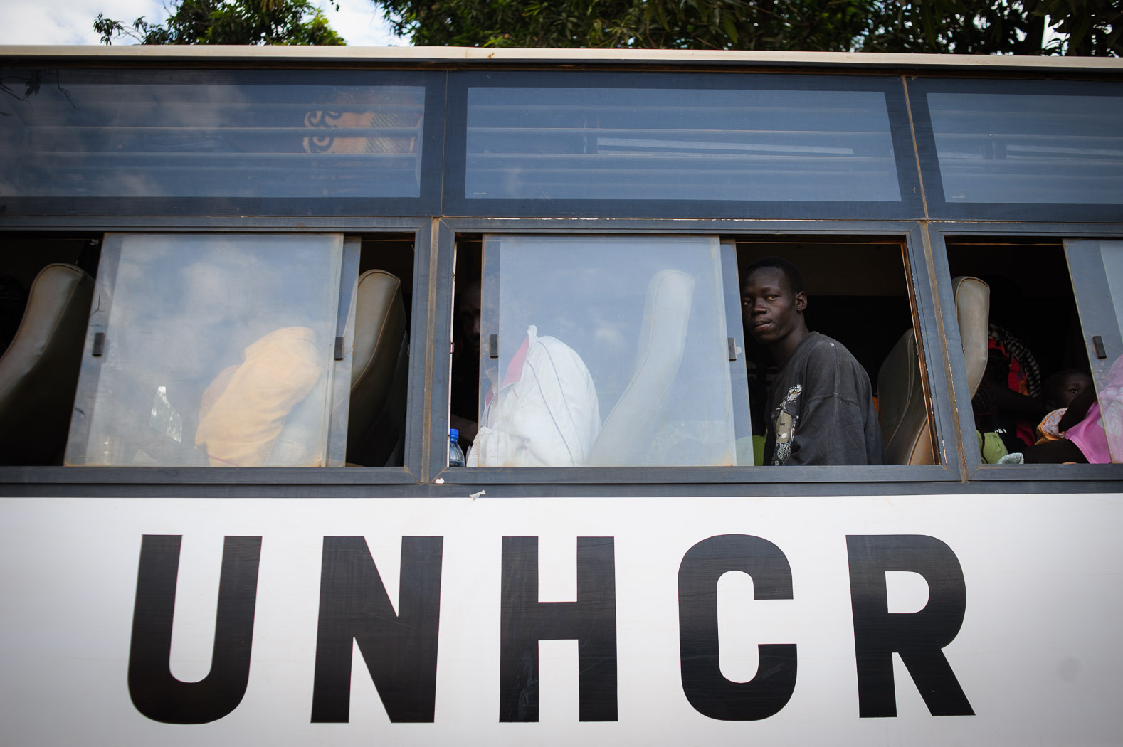 Thousands of South Sudanese moved en-masse from the north, including large populations who had installed themselves in the capital, Khartoum, to the south ahead of the referendum.