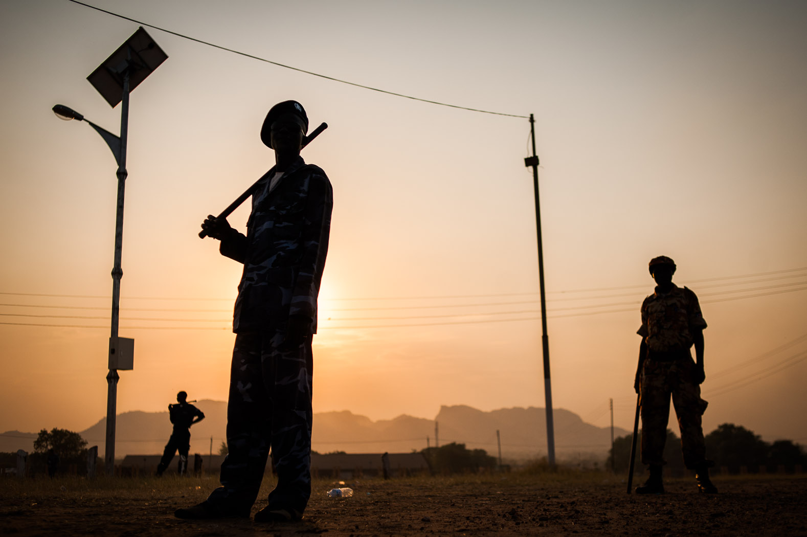 As voting closed on the 15th January, 99% of South Sudanese voters had cast their ballot.