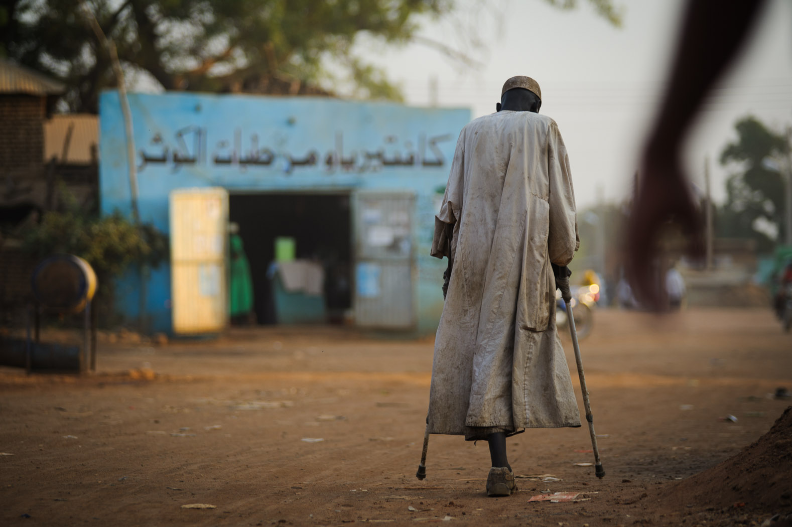 The cost on the civil war was devastating for South Sudan's citizens, with millions fleeing the country as refugees, and many of those who stayed losing their homes, their limbs, or even their lives, in attacks.