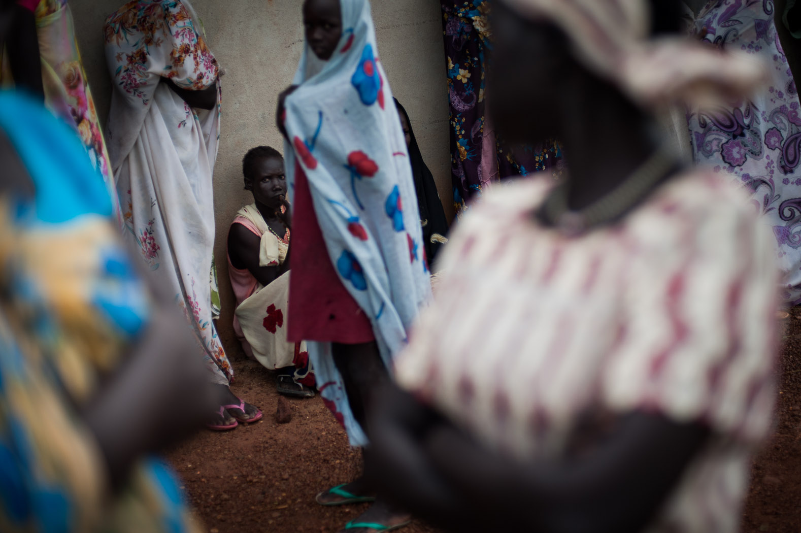 Following the Jau bombings, hundreds had fled further into Unity State, taking refuge in Pariang, the state capital.  With the promise independence less than a few weeks away, South Sudan decided not to take retaliatory action for the bombing, fearing an obstacle to their independence.