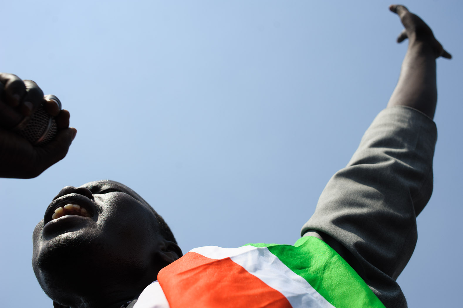 From referendum to independence, the people of South Sudan celebrated nationwide their independence.