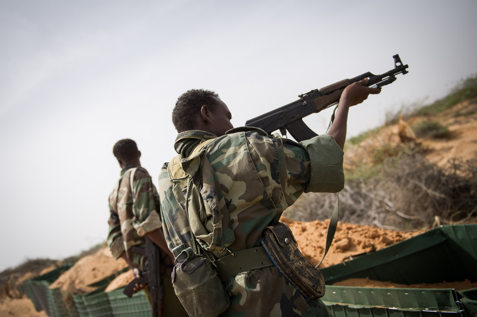 African Union forces, allied with Somali government soldiers, have expelled Islamist militants al-Shabaab from the capital, providing a huge increase in security for the city's residents as well as international visitors.