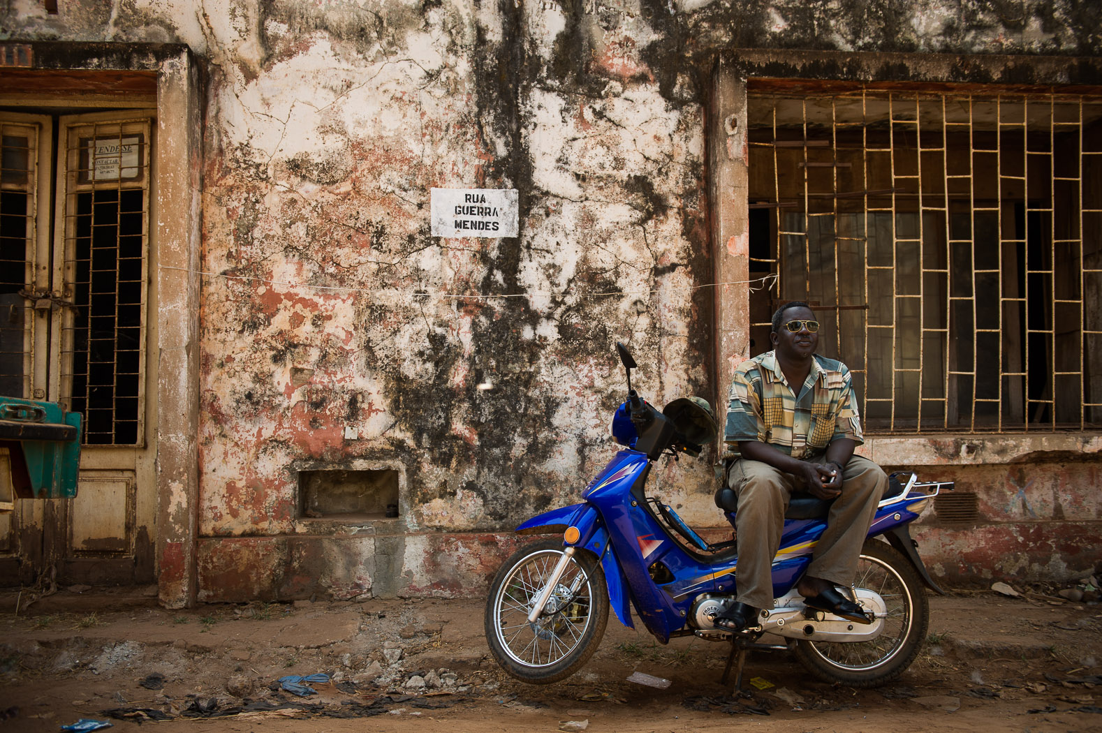 Much of the capital, Bissau, is crumbling, with little investment and few opportunities.