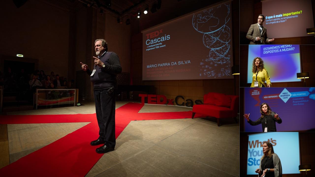 TEDx Cascais