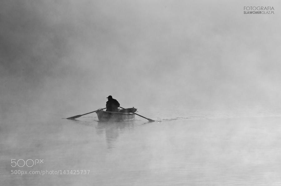 Samotność w łodzi