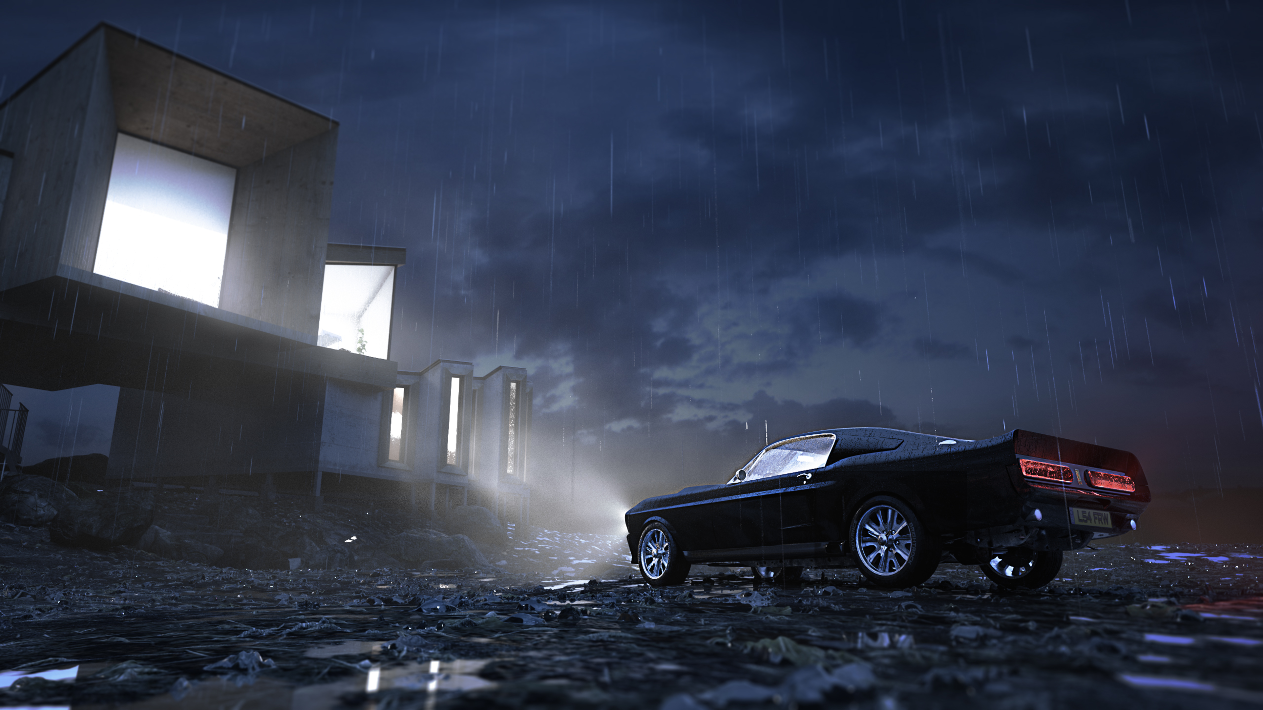 Exterior Nightime_Eleanor Shelbydetail.png