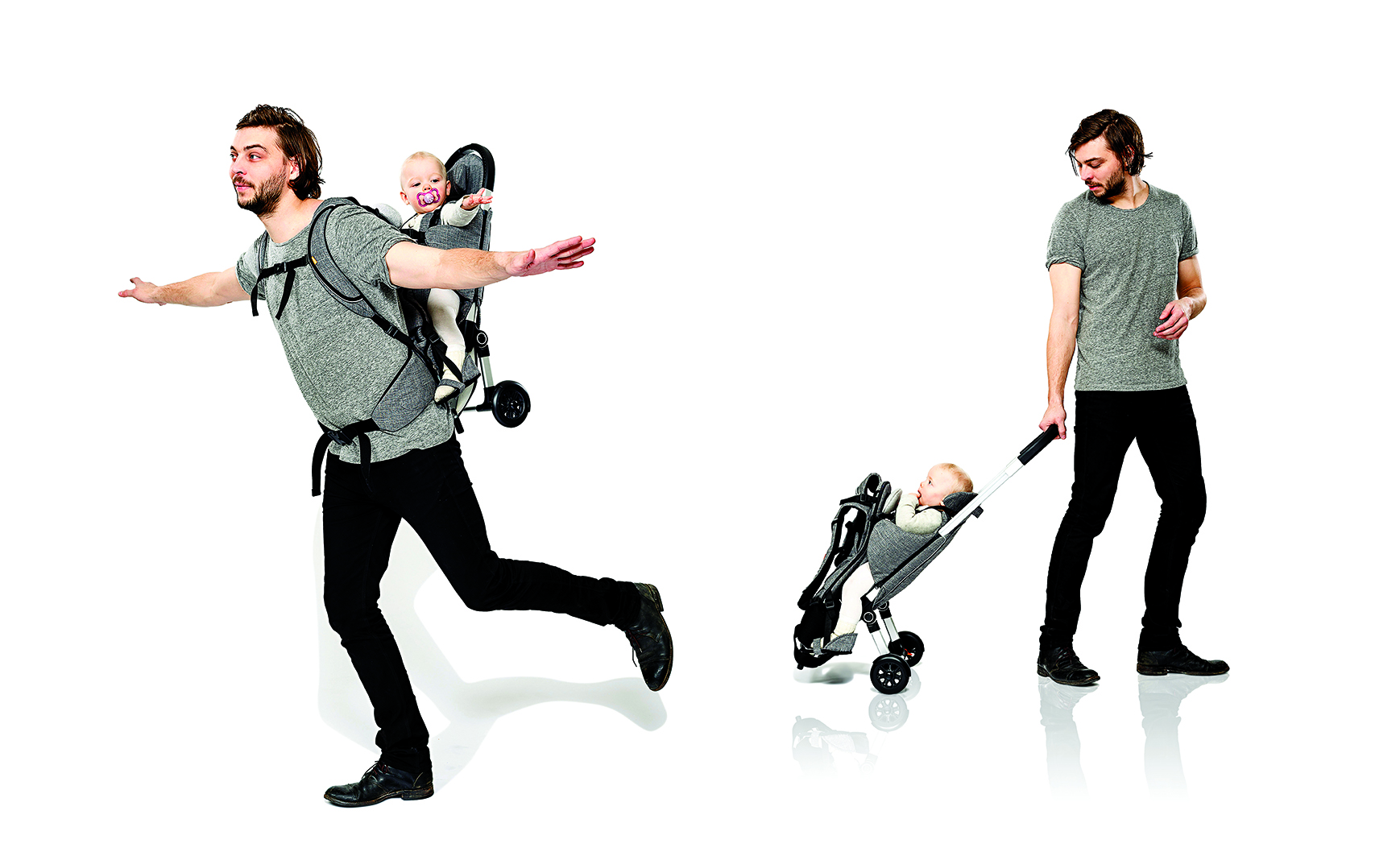 Go, The Adaptable Child Carrier