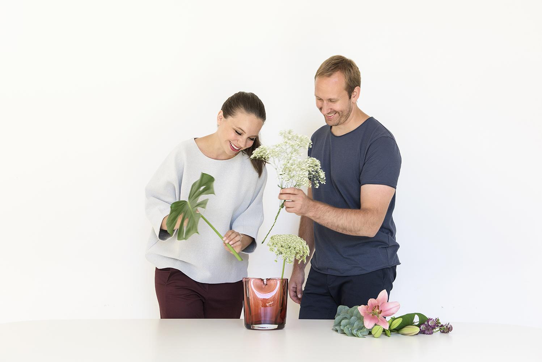 Kristine Five Melvær & Torbjørn Anderssen