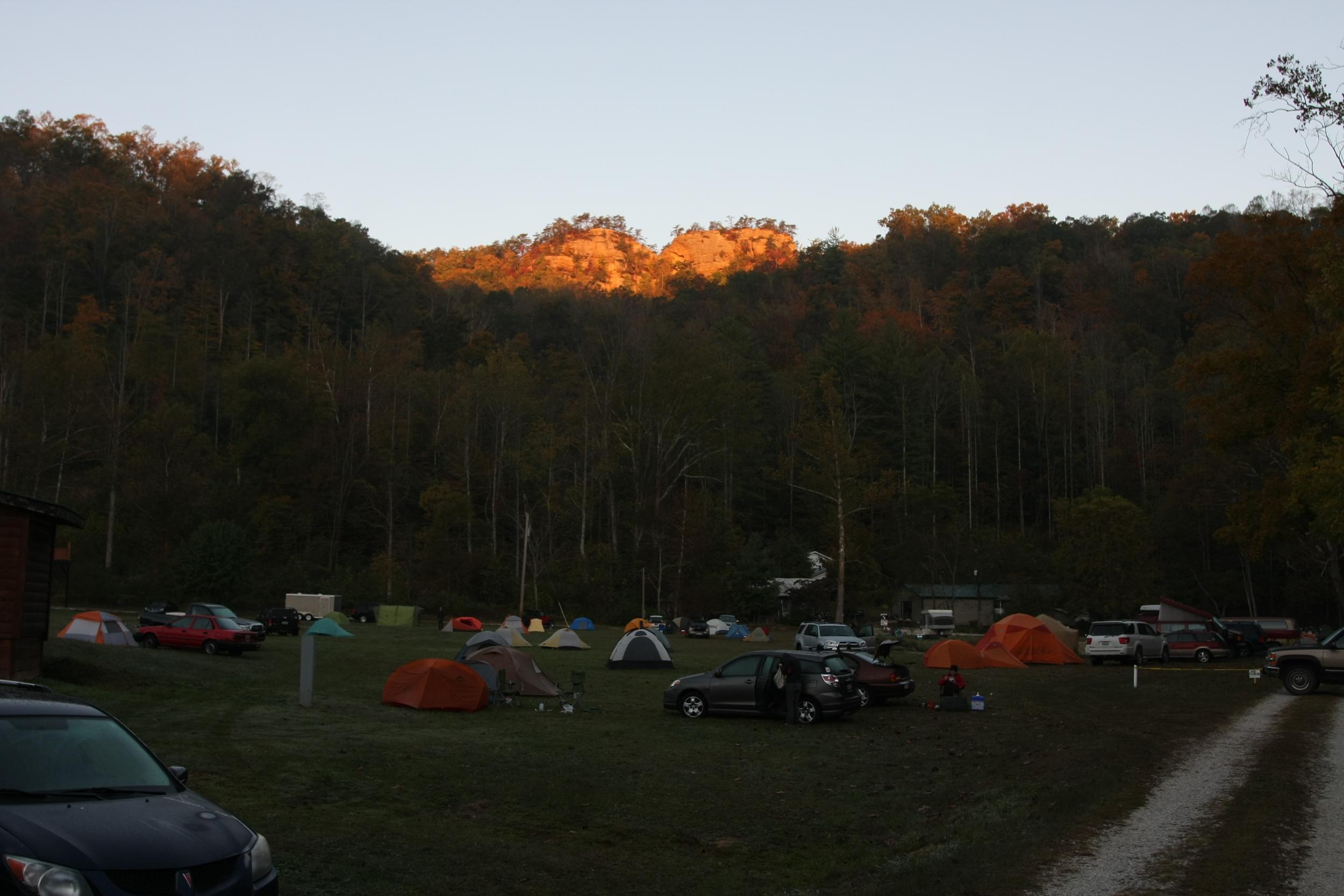 """Rocktober Fest"" - Red River Gorge, Kentucky"