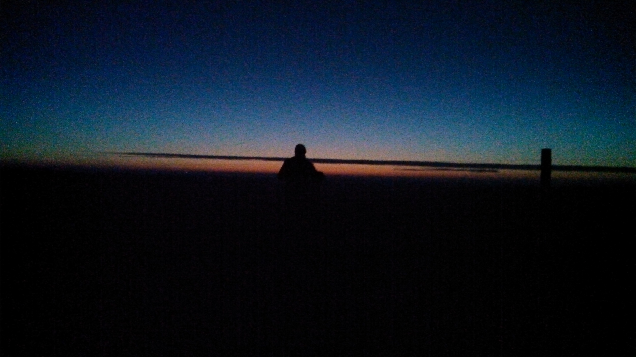 Shooting sunrise