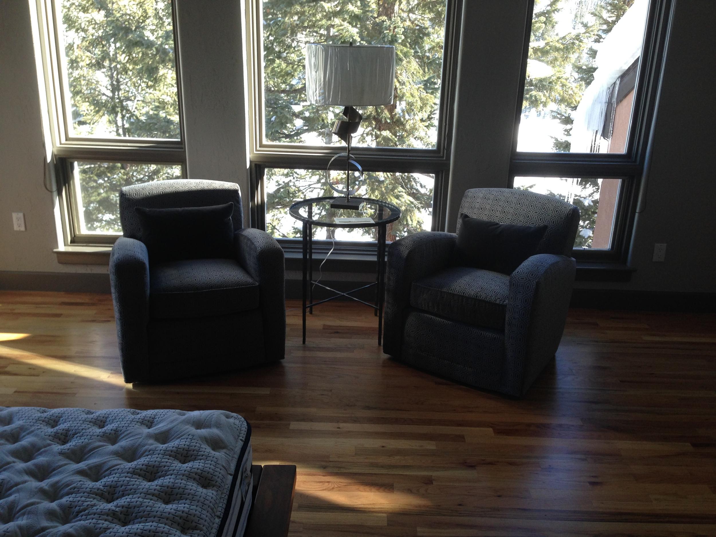 Sitting Area - Master Suite
