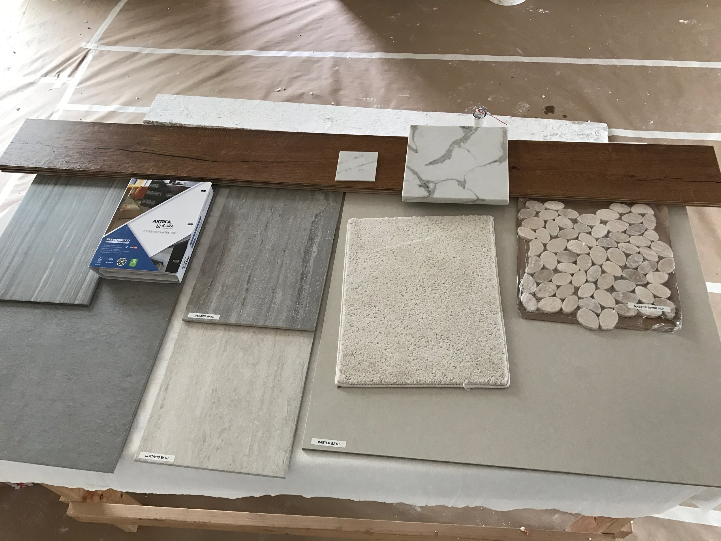 Tile, Flooring and Counter Tops