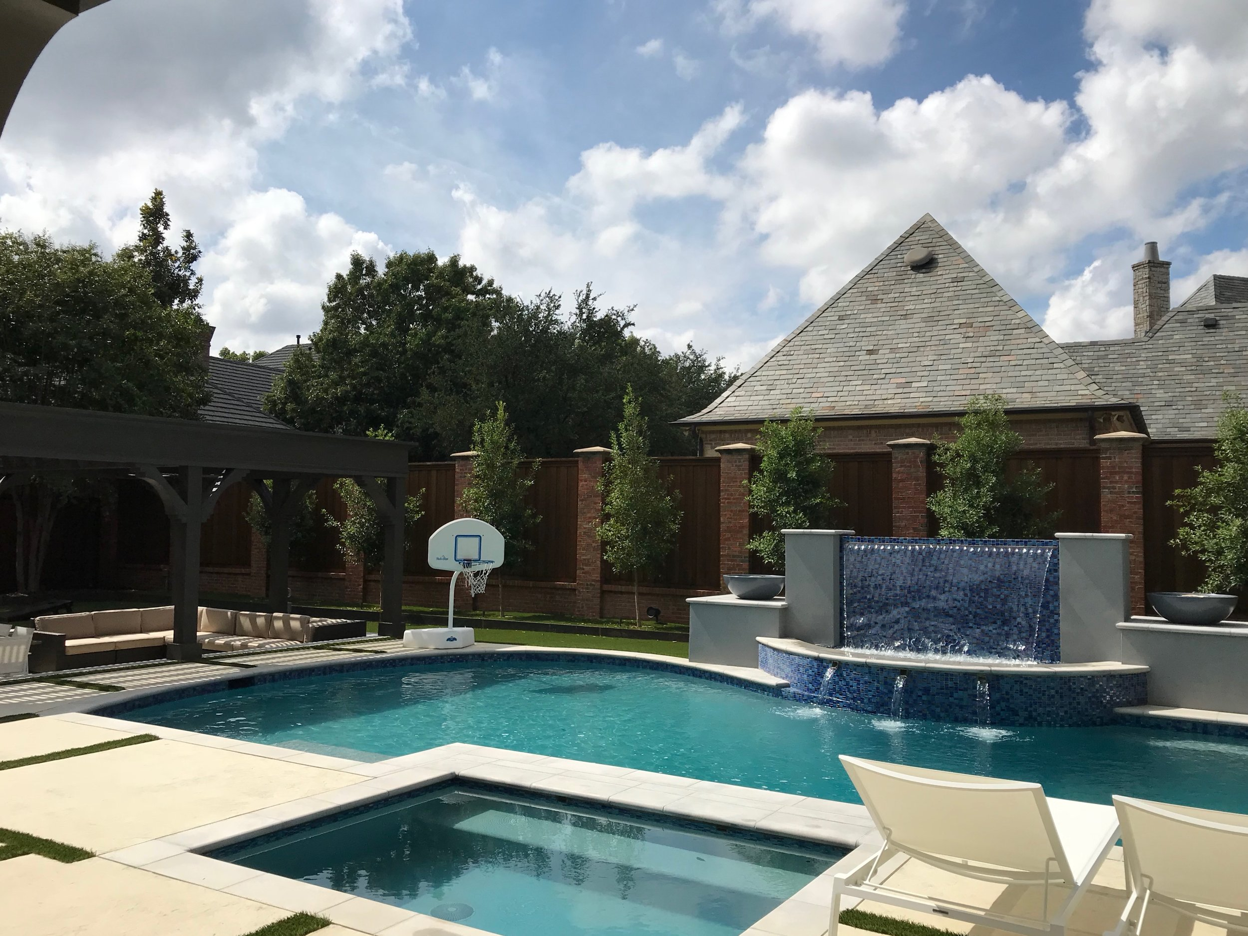 Plano Water Feature and Spa