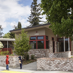 hillcrest terrace community building -