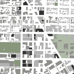 12th avenue initiative urban design -