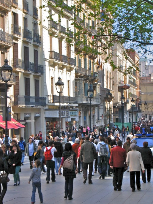 Barcelona Ramblas 3