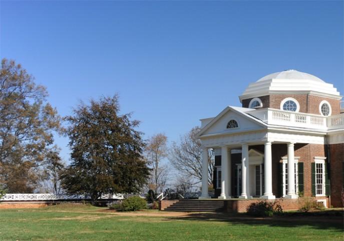 Monticello Lawn