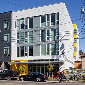 capitol hill urban cohousing (CHUC) -