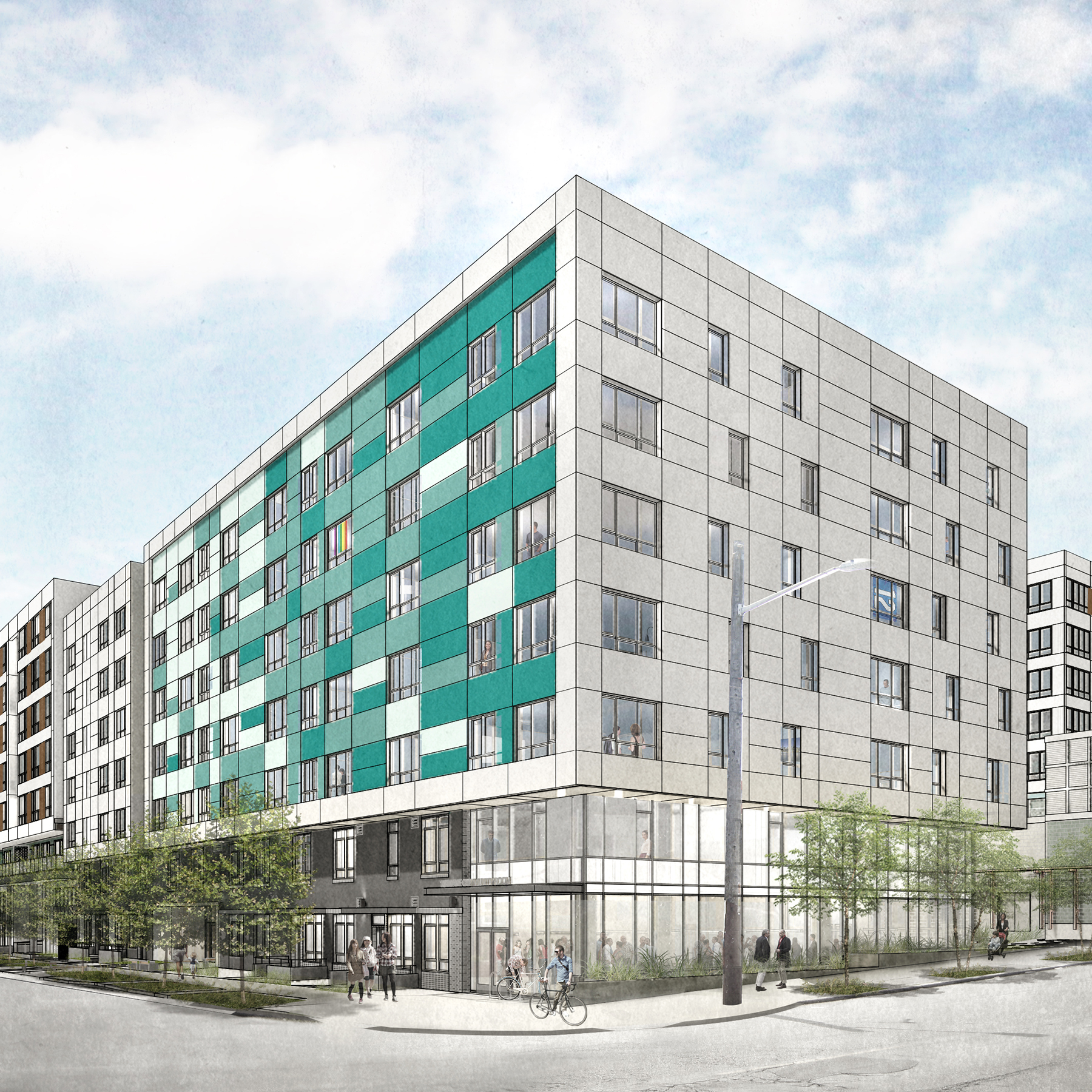 capitol hill tod affordable housing -