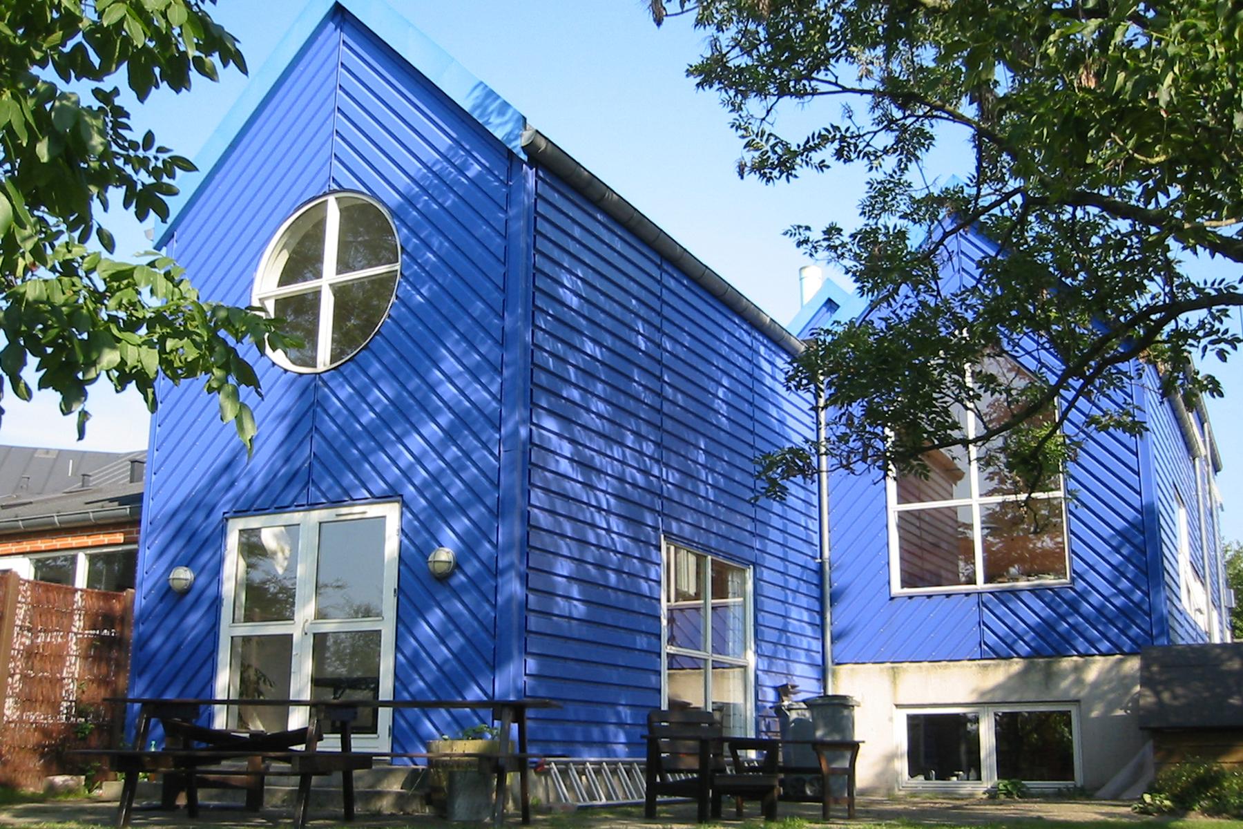 Kilen Cohousing  in Bikerod, DK. Designed by Jan Gudmand Hoyer
