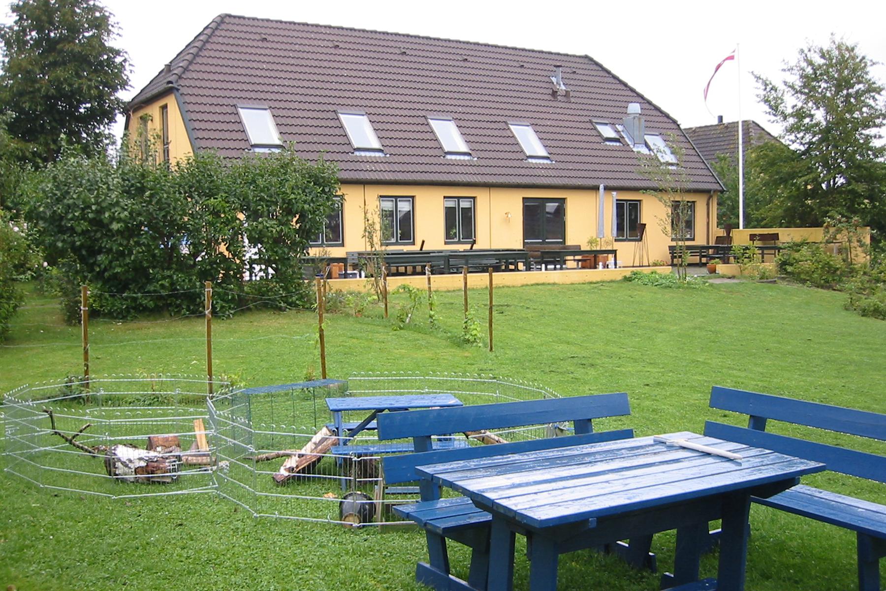 Stavnsbaandet Cohousing  in Farum, DK. Designed by Ortving of Friis Jorgensen