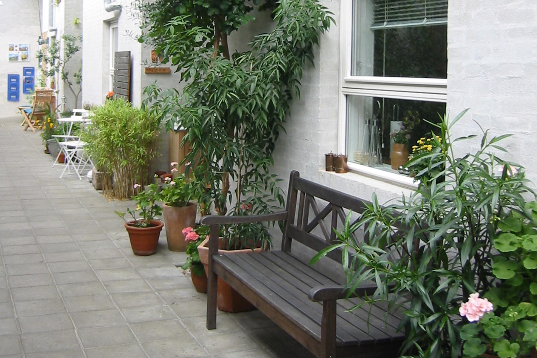 Adelan 1 Cohousing  in Randers, DK. Designed by Peter Krogh