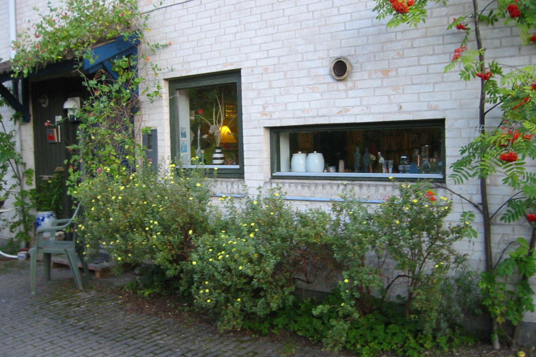 Andedammen Cohousing  in Birkerød, DK. Designed by Hogsberg og Wested, Hoff og Windinge