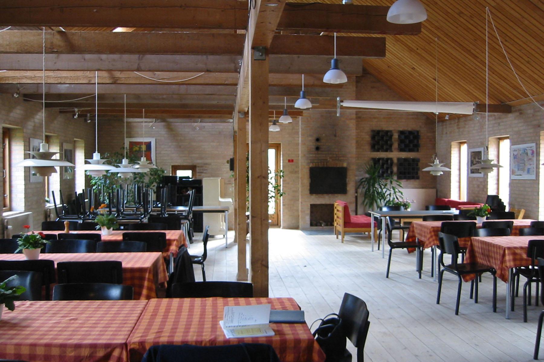 Bakken Cohousing  in Humlebaek, DK. Designed by Tegnestuen Vandkunsten