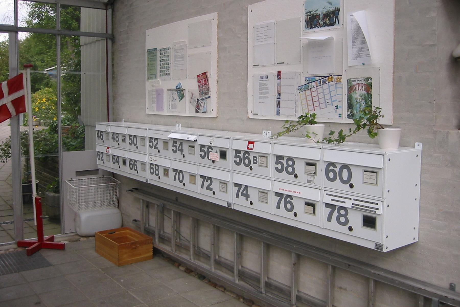 Adelan 2 Cohousing  in Randers, DK. Designed by Peter Krogh