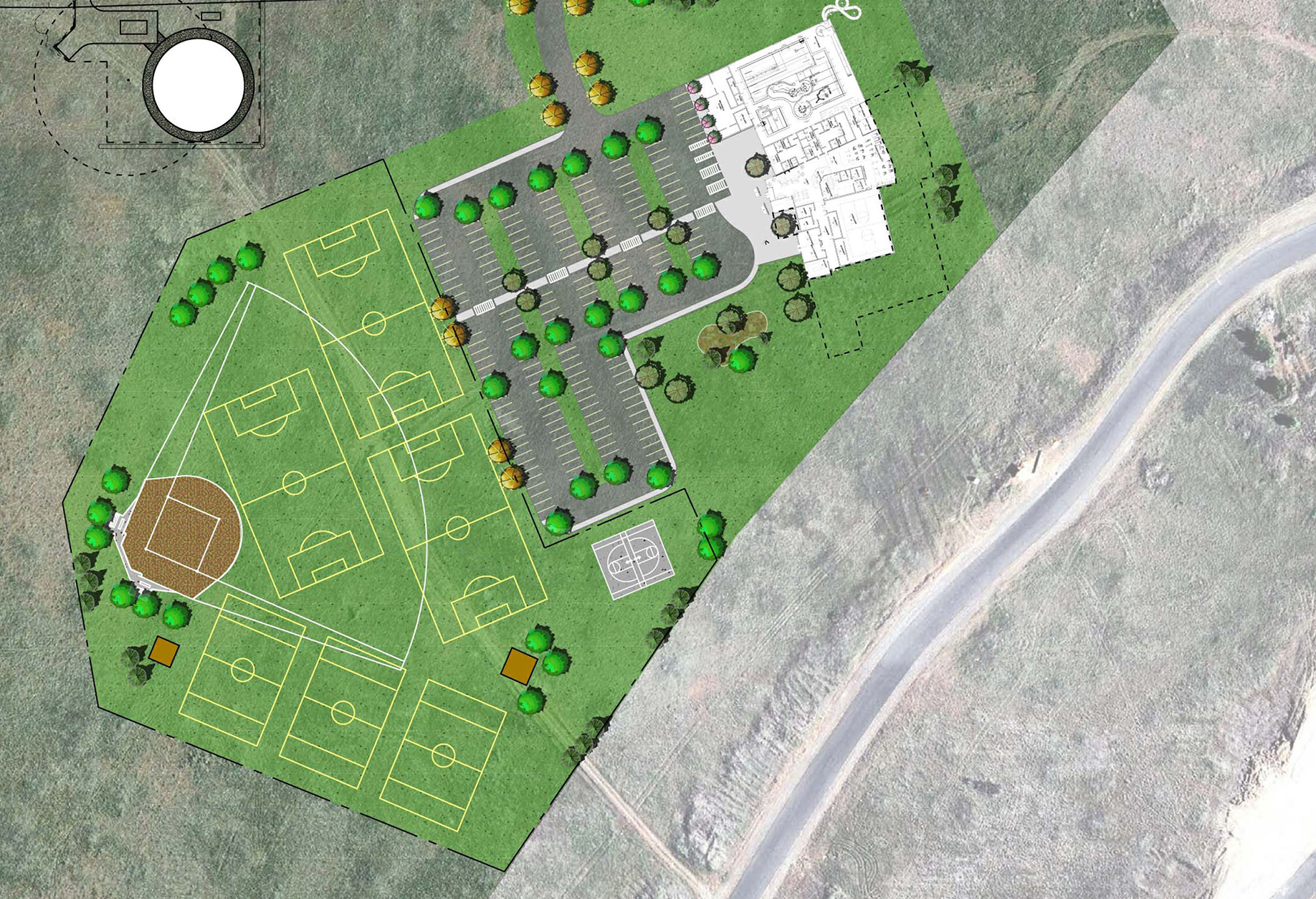 Site Plan_Airway Heights Recreation Center.png