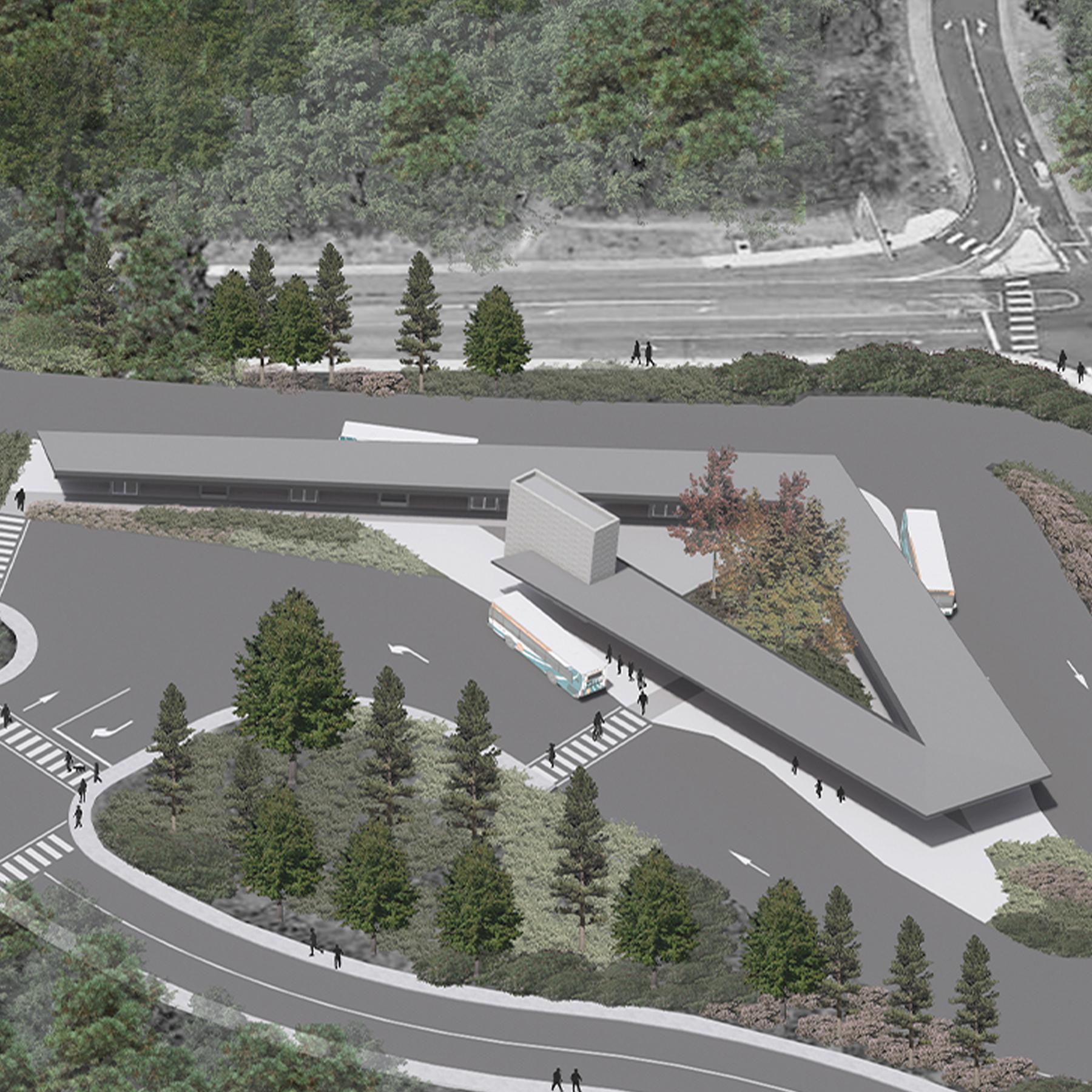 silverdale transit center -