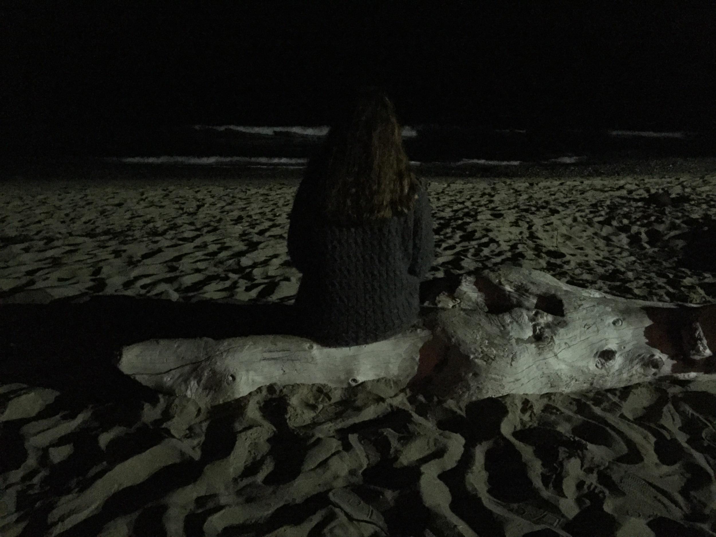 Evening at the Beach~Santa Barbara