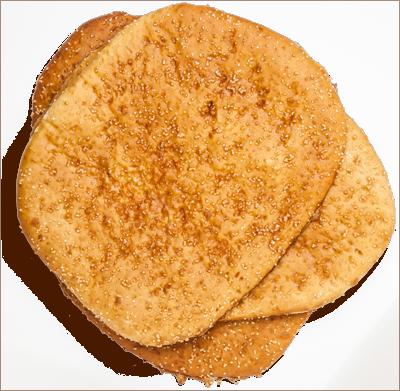 Pretzel Pizza Crusts