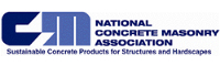 National Concrete Masonry Association   NCMA is the national trade association representing the concrete masonry industry.