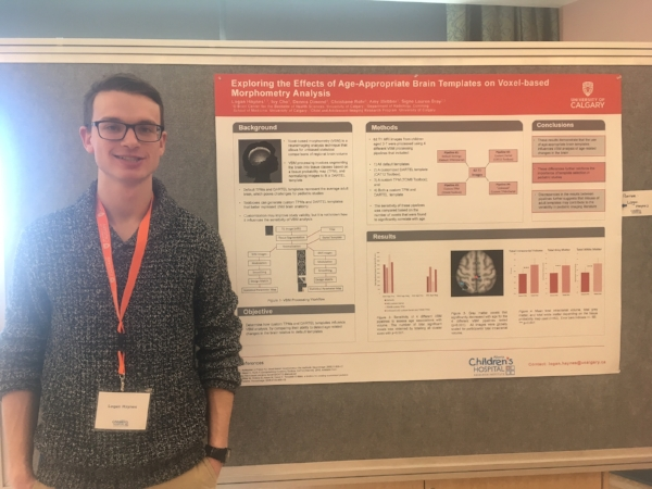 Logan Haynes - Exploring the effects of age-appropriate brain templates on voxel-based morphometry analysis