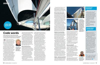 Yachting World November 2012