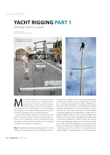 January 2012: Yacht Rigging, Part 1