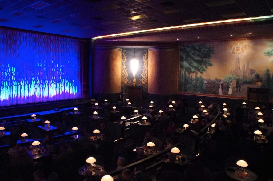 The 1945-era Commodore Theatre