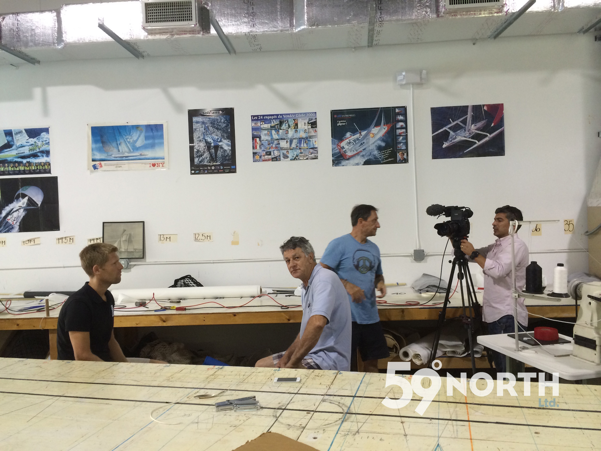 Podcast video recorded with Etienne from ATN inc. in his shop in Ft. Lauderdale. May 2016