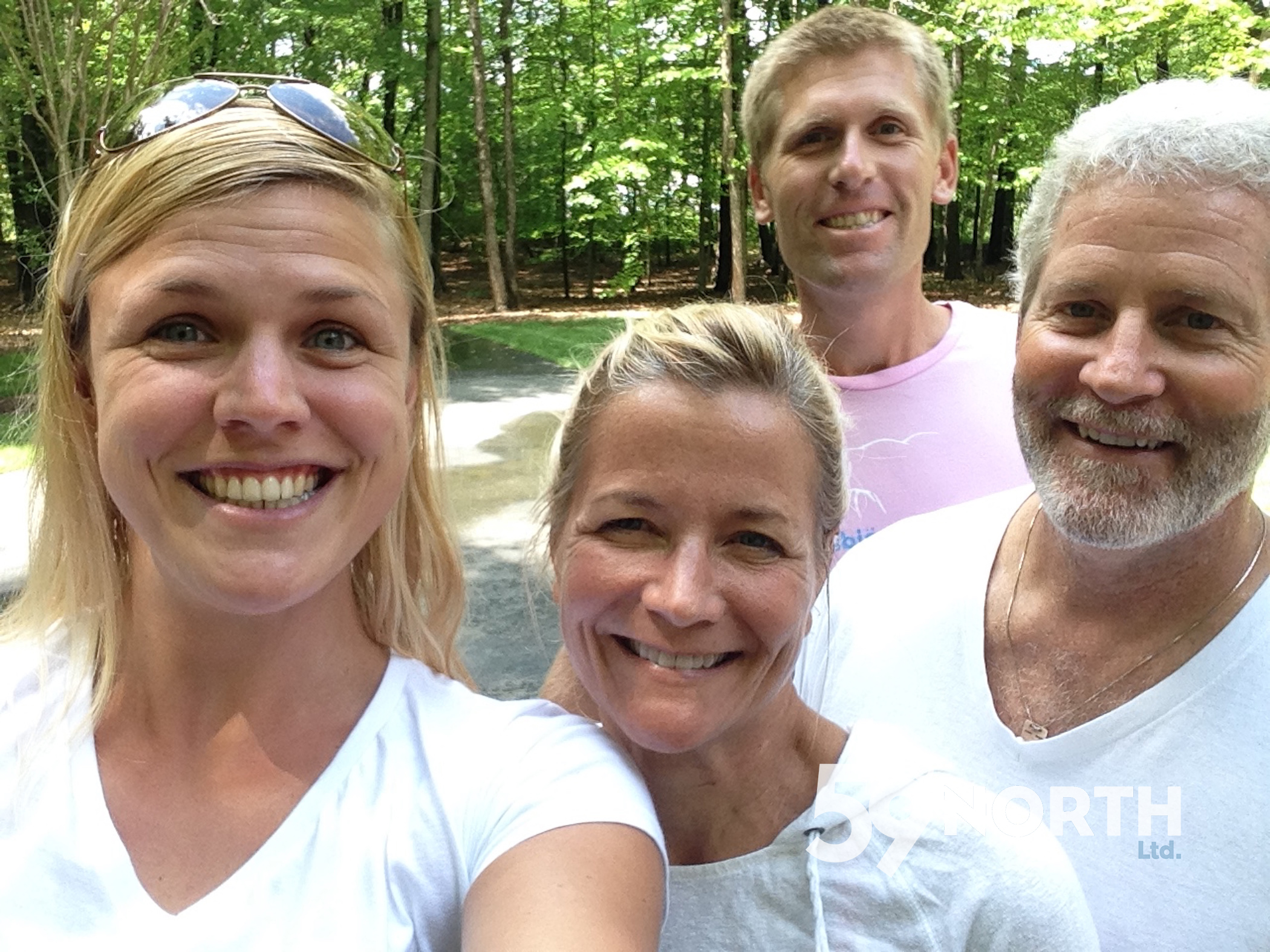 Visiting our friends Tom & Darlene in VA, such a nice mini-vacation! April 2016