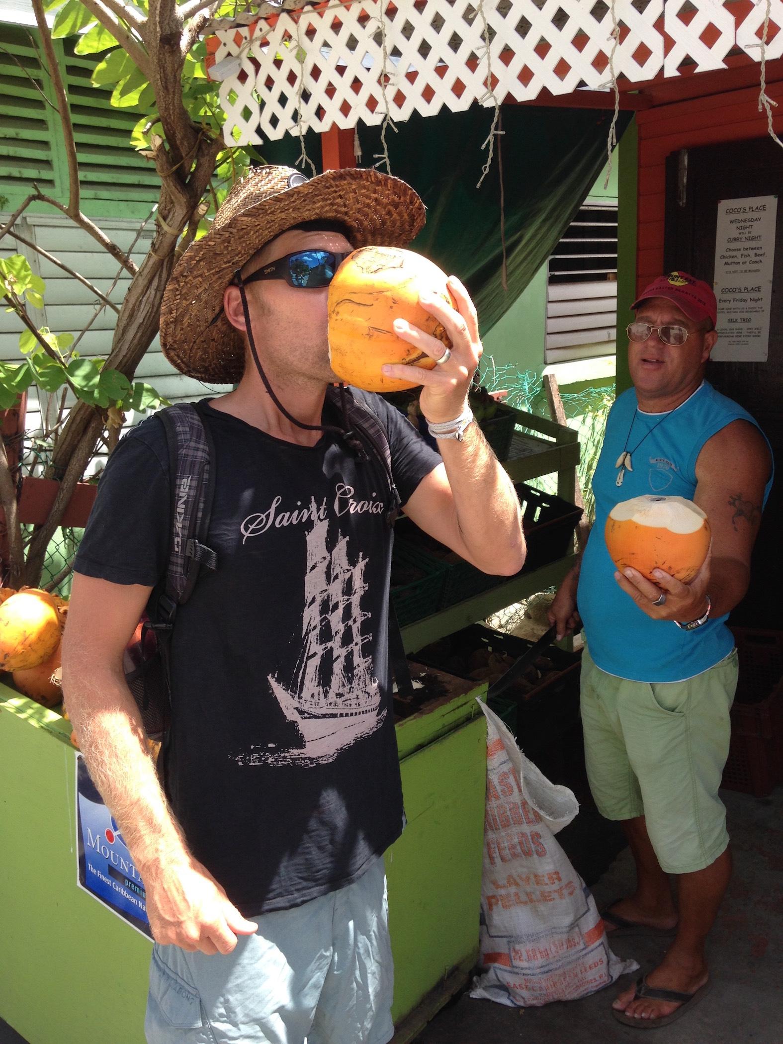 Love coconuts!