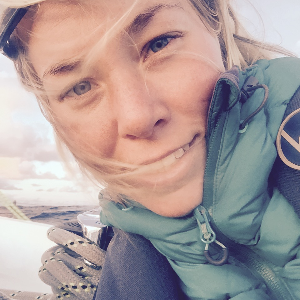 'On the Wind Sailing Podcast' Episode #192 //Susie Goodall -Golden Globe 2018 // www.susiegoodall.co.uk