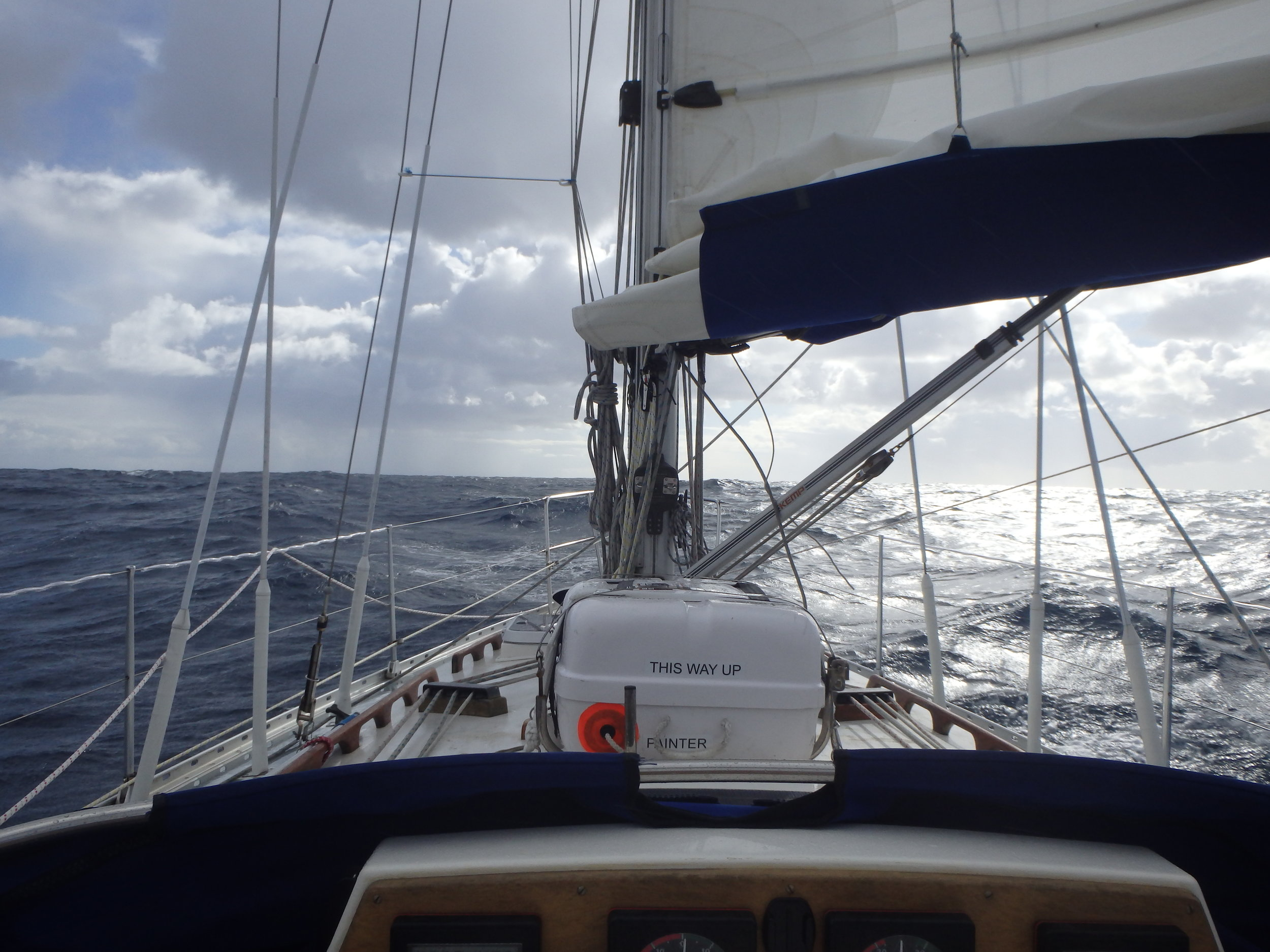 'On the Wind Sailing Podcast' Episode #192 // Susie Goodall -Golden Globe 2018 // www.susiegoodall.co.uk
