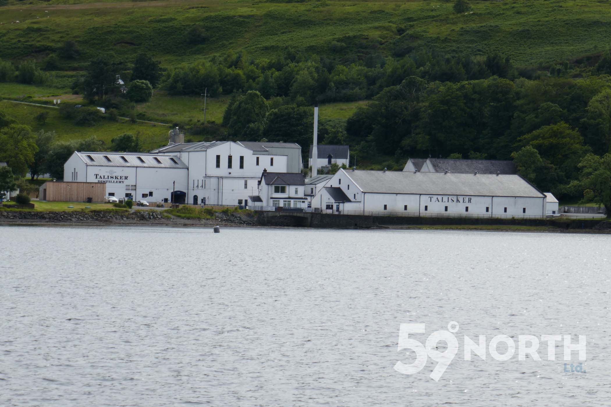 A visit to the Talisker distillery on Isle of Skye! Leg 8, 2017: Sweden to Scotland 59-north.com