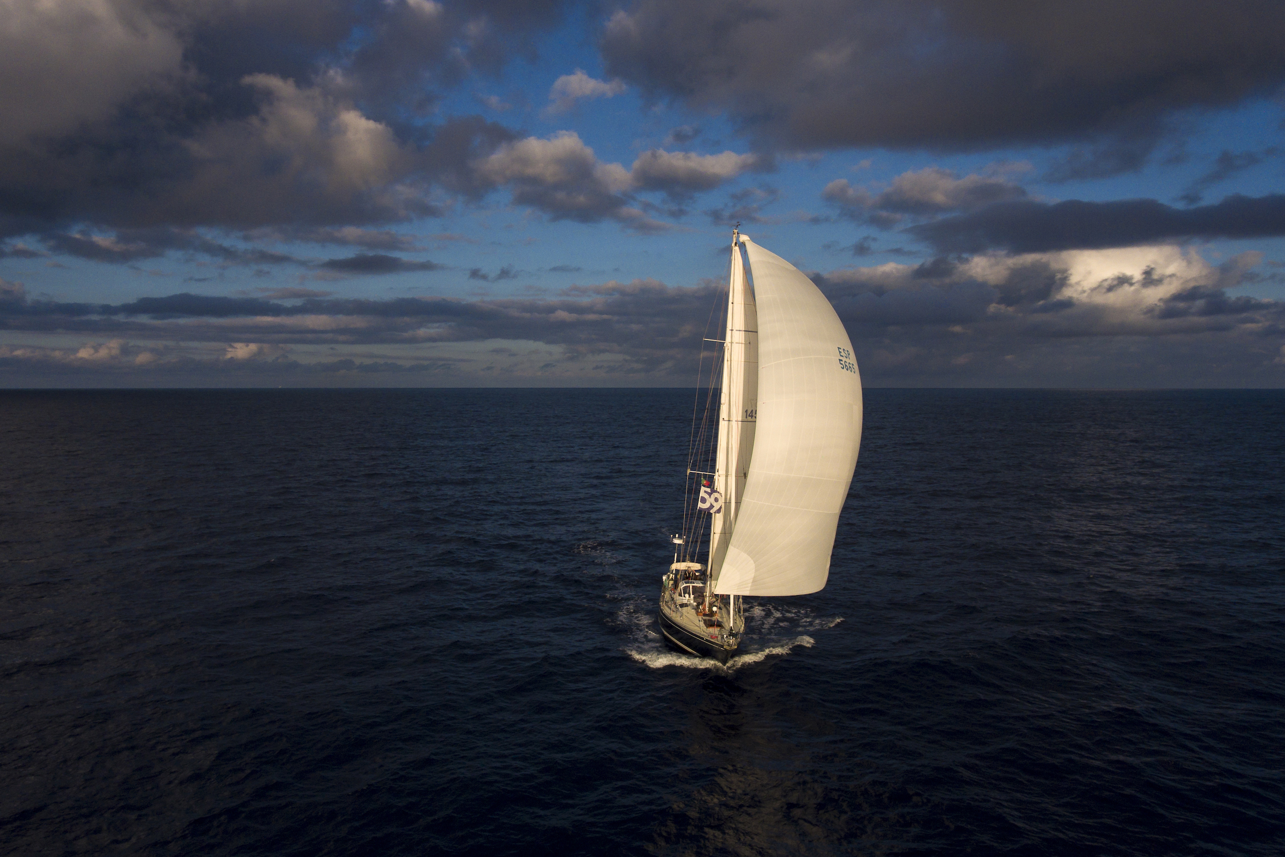 59º North Sailing   Atlantic Ocean '18 // Landfall in Madeira