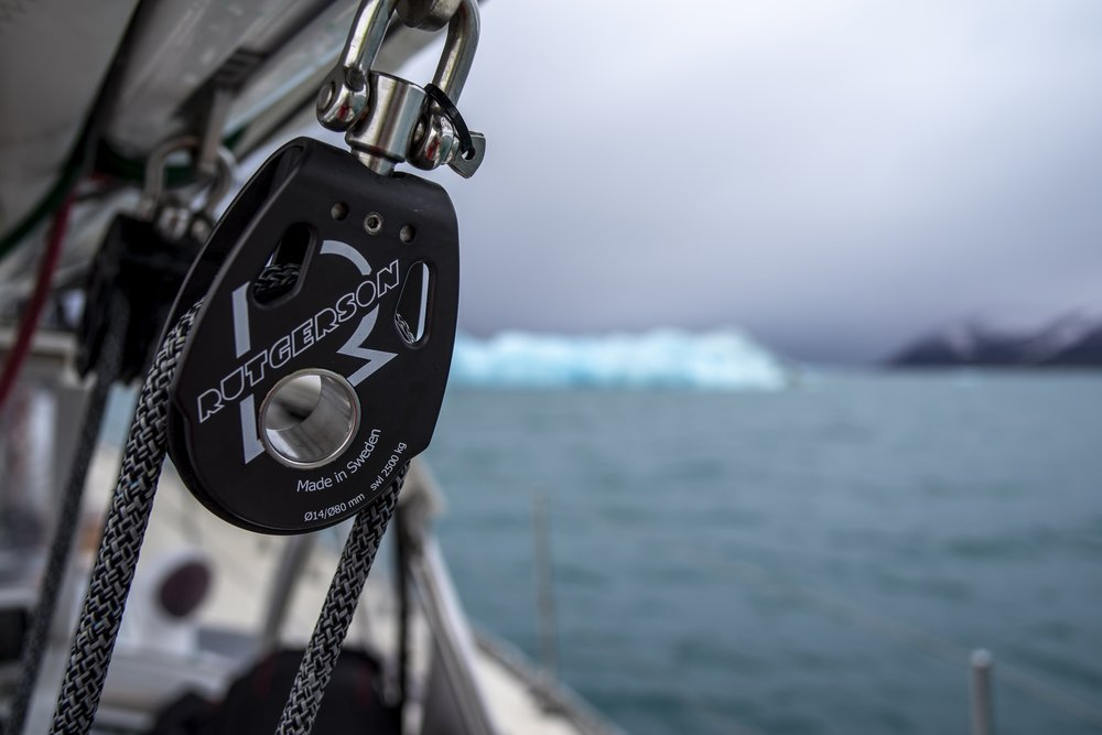 Photos of Rutgerson onboard Isbjorn in the Arctic! // 59-north.com / rutgerson.se